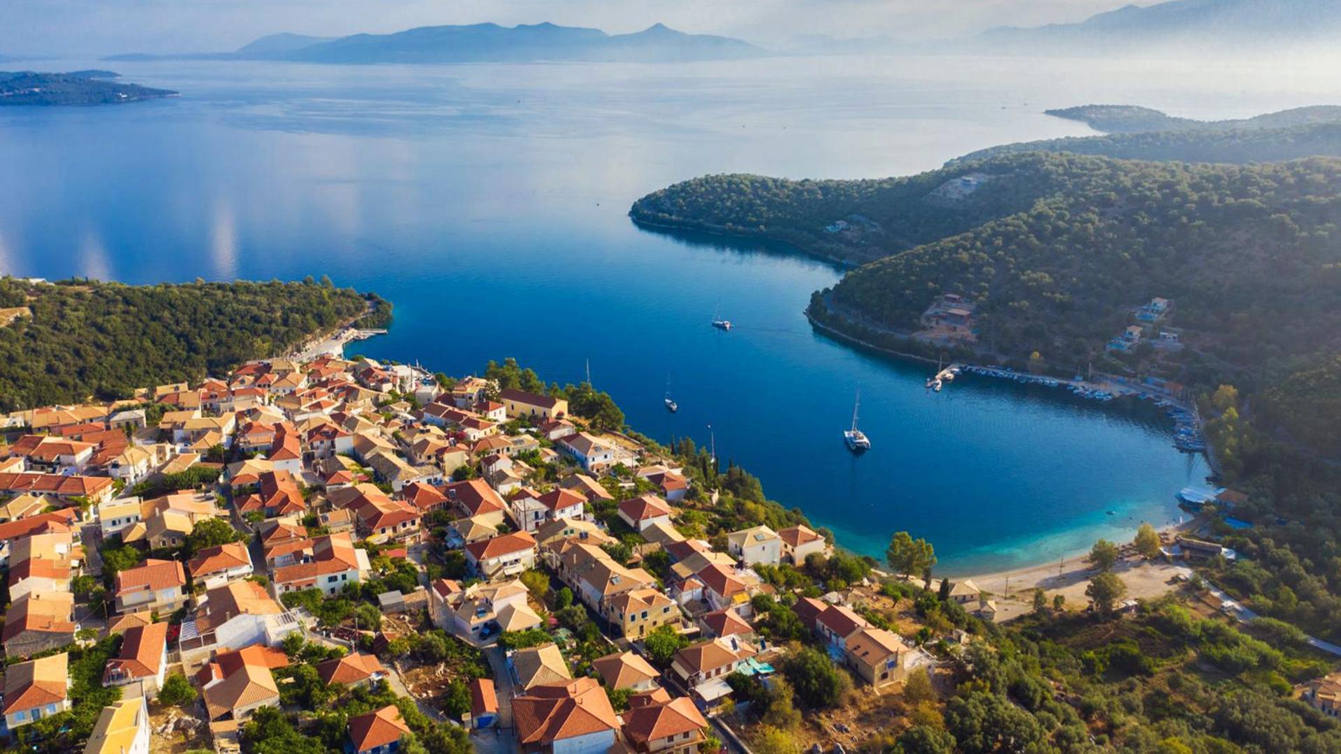 Ionian Islands Panouseris Yacht Charters